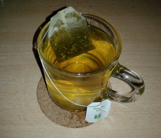 Yerba Mate Tea Bag