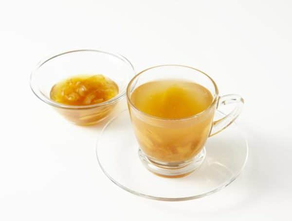 Fresh Ginger Tea Recipe - Prepare it From the Beginning!