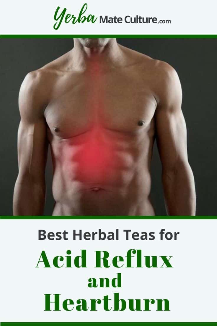 Herbal Teas for Acid Reflux and Heartburn