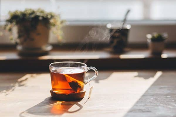 Herbal Teas are Good for Acid Reflux