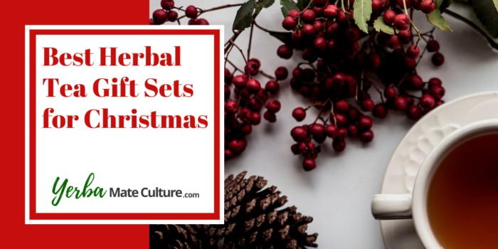 Best Herbal Tea Gift Sets for Christmas