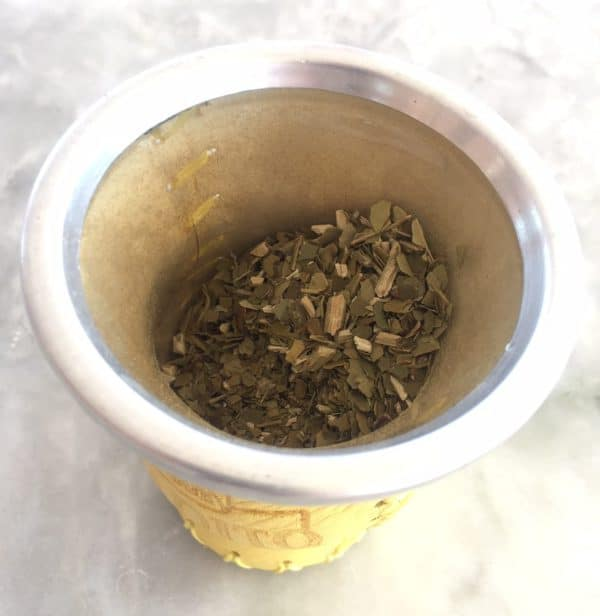 playadito yerba mate cut